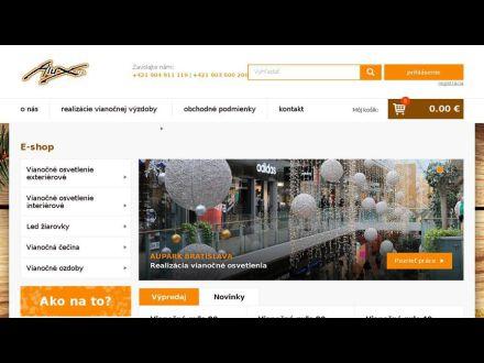 www.alux.sk