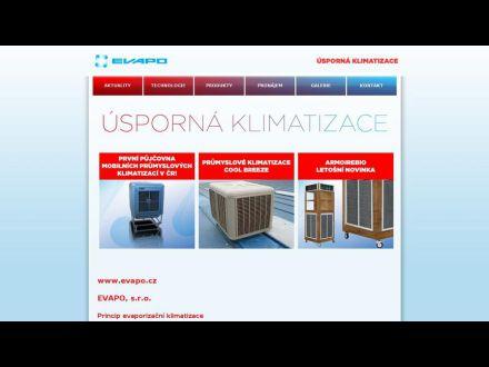 www.evapo.cz