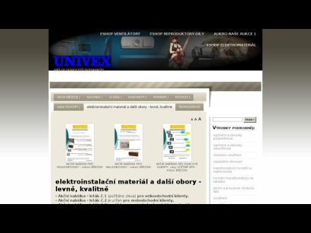 www.univex.cz