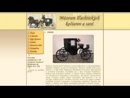 www.muzeumkociarov.sk