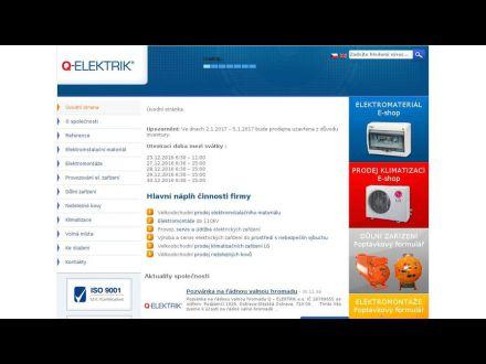 www.q-elektrik.cz
