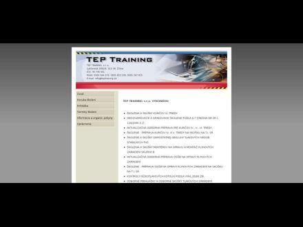 www.teptraining.sk