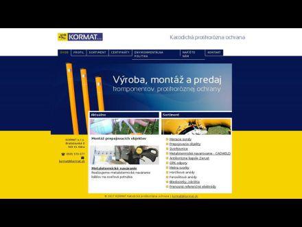 www.kormat.sk