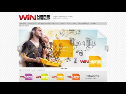 www.winnersgroup.sk