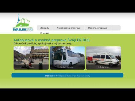 www.svajlenbus.sk
