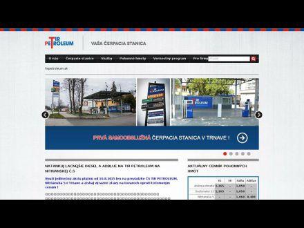 www.tirpetroleum.sk