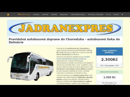 www.jadranexpres.cz