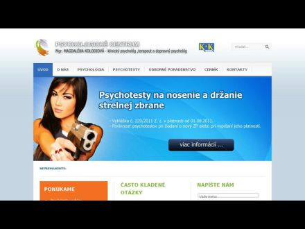 www.psycholog.eu.sk