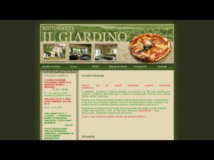 www.pizzerie-il-giardino.cz