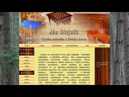www.jan-olejnik.sk