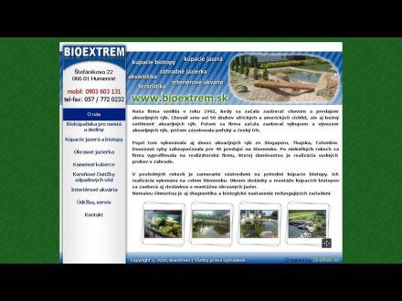 www.bioextrem.sk