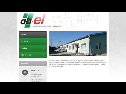 www.ab-el.sk