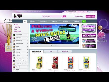 www.lusja.sk