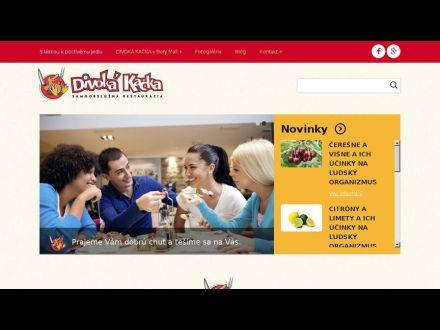 www.divokakacka.sk