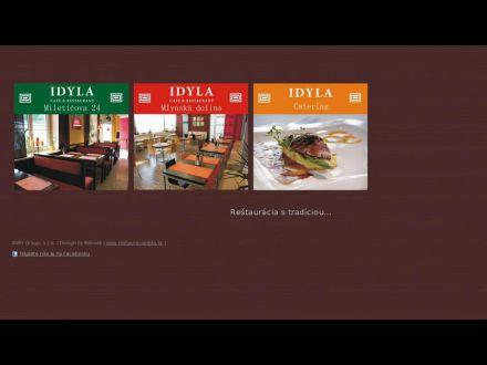 www.restauraciaidyla.sk