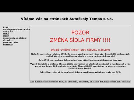 www.autoskola-tempo.cz