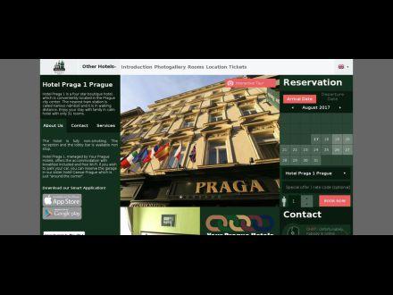 www.hotelromaprague.com