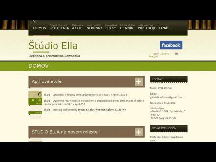 www.studioella.sk
