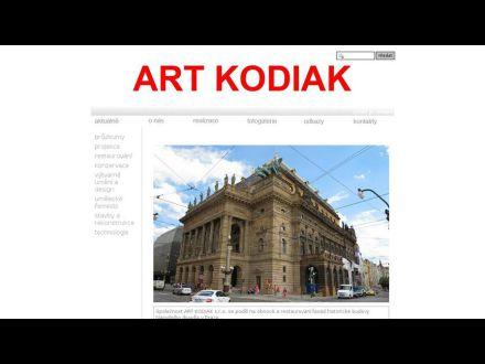 www.artkodiak.cz