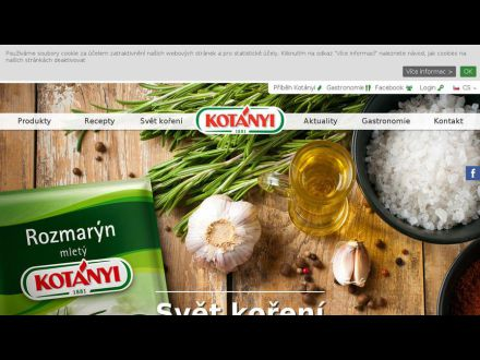 www.kotanyi.cz