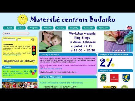 www.budatko.sk