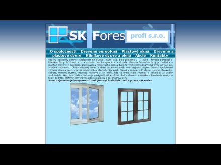 www.sk-fores.sk