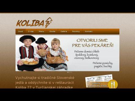 www.koliba77.sk