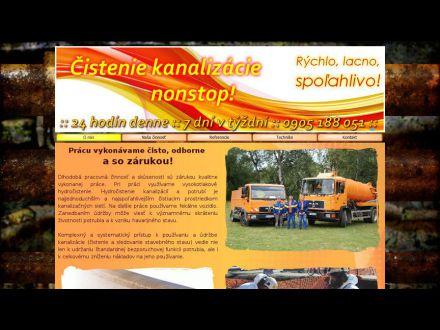 www.cisteniekanalizacie.sk