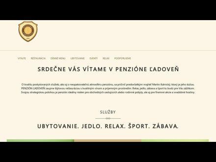 www.penzionladoven.sk