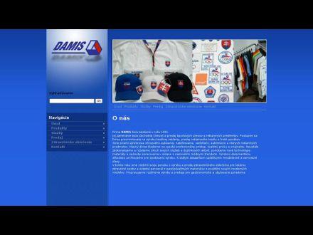 www.damis.sk