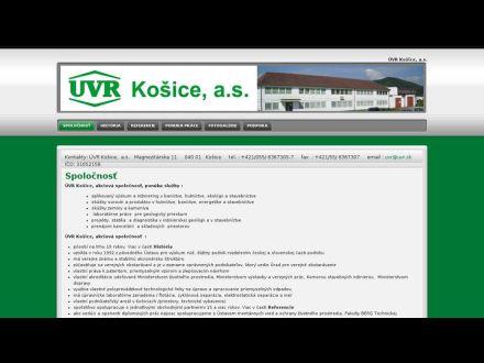 www.uvr.sk