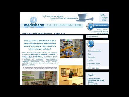 www.medipharm-sluzby.sk