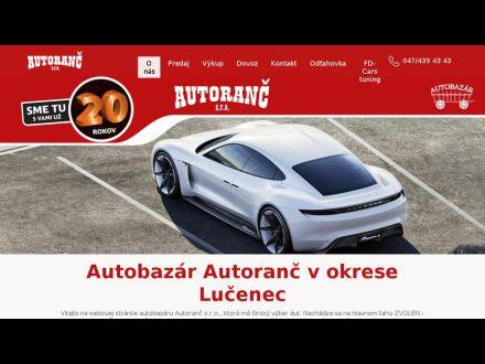 www.autoranc.sk