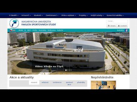 www.fsps.muni.cz