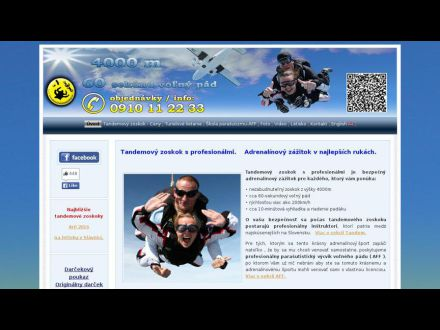 www.tandemovezoskoky.sk
