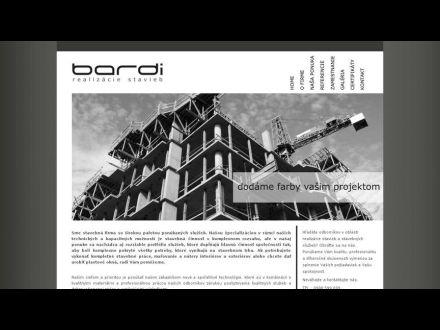 www.bardi.sk