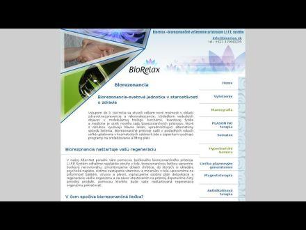 www.biorelax.sk
