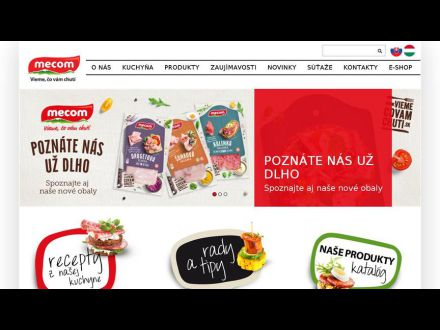 www.mecom.sk