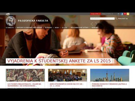 www.fphil.uniba.sk