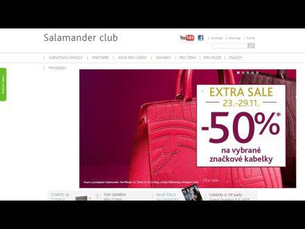 www.salamanderclub.sk