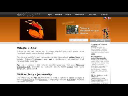 www.apo-vystoupeni.cz