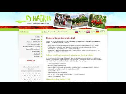 www.natrix.sk