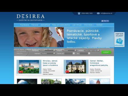 www.desirea.sk