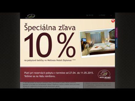 www.hoteldiplomat.sk
