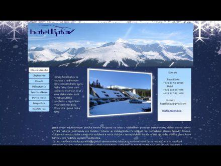 www.hotel-liptov.com