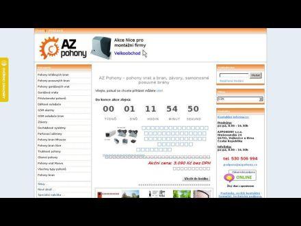 www.azpohony.cz