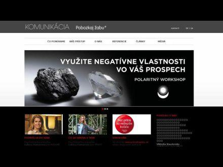www.komunikacia.sk