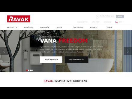 www.ravak.cz