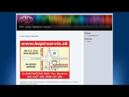 www.kopirservis.sk