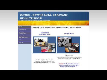 www.zumro.sk